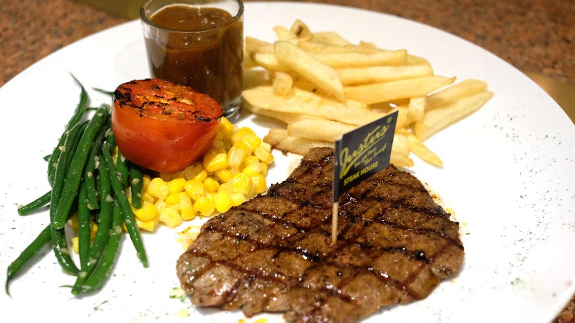 13 Referensi Restoran Steak Terbaik di Bandung