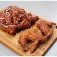 Bingsoo Story & Kim's K-Food BANDUNG